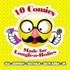 10 Comics for $15 Bucks on August 10th (10 for $15 on the 10th)