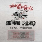 Thrash Blast Grind 2020 w/ King Parrot, Exhumed, King & Theories