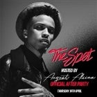 The Spot AUGUST ALSINA Official After Party