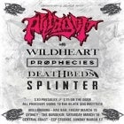 Pillager // Wildheart // Prophecies // Deathbeds // Splinter