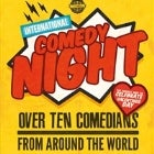 International Comedy Night at O'Donoghues