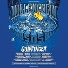 Millencolin Australian Tour 2019 with very special guests Goldfinger