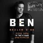 BEN HAZLEWOOD 'BATHE' SINGLE LAUNCH + WILL CLIFT