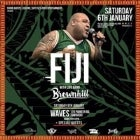 FIJI - with live band Brownhill