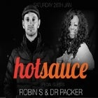 HOT SAUCE IV featuring Eric Powell, Dr Packer and  Robin S