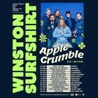 Winston Surfshirt's Apple Crumble Album Tour