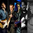 THE BASEMENT BLUES SOCIETY presents: BLUES GUITAR & VOCALS - 5 OF OUR BEST