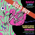 SOLD OUT - BINGO LOCO HALLOWEEN SPECIAL