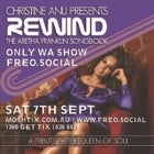 Christine Anu - REWIND: The Aretha Franklin Songbook