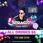 ULTRAGLOW PAINT PARTY...