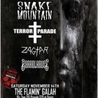 Metal of Honor ft. Snake Mountain, Terror Parade +more