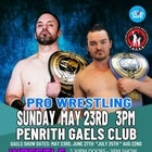 Wrestle Strong Dojo May 23rd Pro Wrestling Penrith
