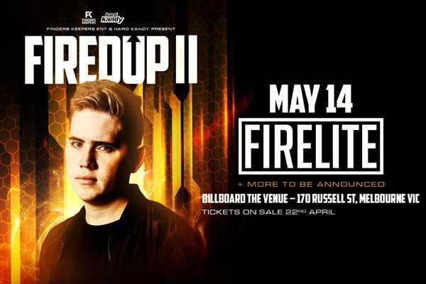 FIREDUP II Feat. FIRELITE (SYD)