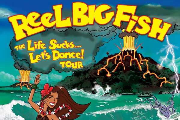 REEL BIG FISH (USA)