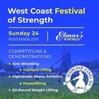 West Coast Festival of Strength