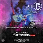 JOHN 5 & THE CREATURES WITH JARED JAMES NICHOLS
