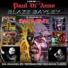 Paul Dianno + Blaze Bayley