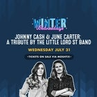 WINTER WEDNESDAYS with: JOHNNY CASH & JUNE CARTER: A TRIBUTE BY THE LITTLE LORD ST BAND DUO