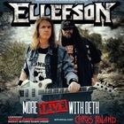 Ellefson More Live with Deth Australian Tour with special guest Chris Poland