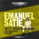 FREQUENCY PRESENTS EMANUEL SATIE