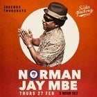 Norman Jay MBE - 3 Hour Set - The Soda Factory