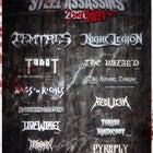 STEEL ASSASSINS FESTIVAL 2021 Part 1 Saturday Day 2 pass.