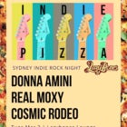 Donna Amini + Real Moxy + Cosmic Rodeo