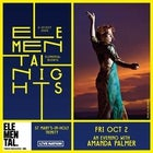 ELEMENTAL NIGHTS: AN EVENING WITH AMANDA PALMER