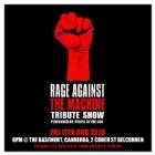 Rage Against The Machine Tribute Show