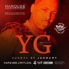 Marquee Special Event - Hosted by YG