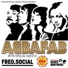 AbbaFab with The Robbie Williams Experience + The Australian Blues Brothers