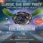CLASSIC DnB BOAT PARTY