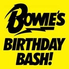 GOLDEN YEARS – Bowie's Birthday Bash!