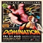 "WRESTLE RAMPAGE ""DOMINATION"""