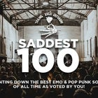TAKING BACK SATURDAY - SADDEST 100