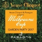 Paragon Melbourne Cup Garden Party 2017 Presented by Veuve Clicquot