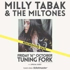 Milly Tabak & The Miltones: 'Honest Woman' Album Release