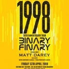 "BINARY FINARY ""1998 The Event – 20th Anniversary Tour"""