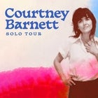 COURTNEY BARNETT (solo) - Christchurch