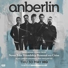 Anberlin - Performing Songs From Never Take Friendship Personal and Cities Plus Career Spanning Fan Favourites