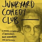 JUNKYARD COMEDY CLUB