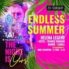 The Night Is Ours  'ENDLESS SUMMER ft. HELENA LEGEND'