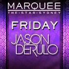Marquee Sydney October 4th: Jason Derulo