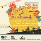YOU SAW THEM FIRST! At Freo.Social NEW music showcase with OFA FOTU & JON FERNANDEZ