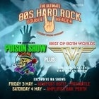POIZON'US & BEST OF BOTH WORLDS - The Australian Poison & Van Halen Tribute Shows