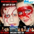 Halloween Cruise XII 'Sydney's biggest Halloween Party'