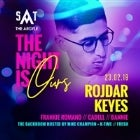 The Night Is Ours feat. Rojdar & Keyes