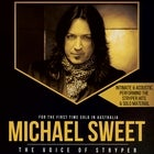 MICHAEL SWEET - The Voice of STRYPER