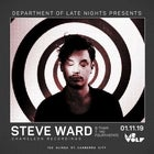 Mr Wolf pres. Dept of Late Nights ft. Steve Ward | Fri 1st Nov