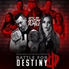 Future Wrestling Australia Battle For Destiny 3